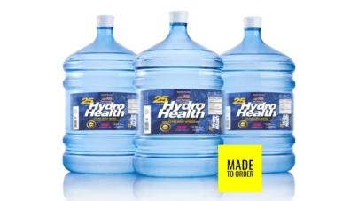 25 HydroHealth 5 Gallons Water Jugs