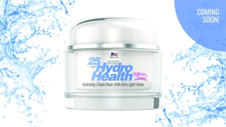 25 HydroHealth Face Cream