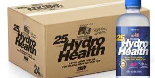 25 HydroHealth 24pcs x 500ml Box