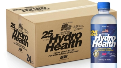 25 HydroHealth 24pcs x 500ml Box