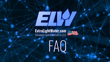 What is deuterium and what are normal levels in water?