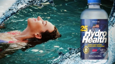 25 HydroHealth: Hydration That Works At Molecular Lever