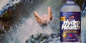 25 HydroHealth, The  Water Is Diving In You