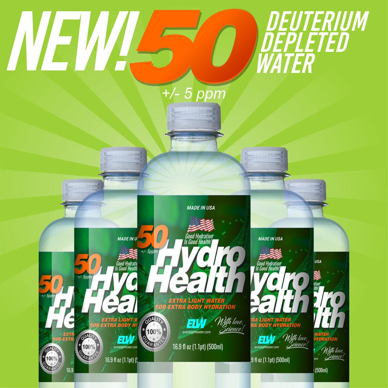 50 HydroHealth 24pcs x 500ml Box 2