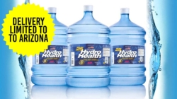 25 HydroHealth 5 Gallons Water Jugs