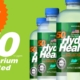 50 HydroHealth 24pcs x 500ml Box