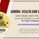 AURORA  HEALTH AND NUTRITION – Our Exclusive Distributor In Alaska